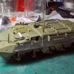 [WiP] Stryker M1130 CV (I)
