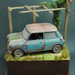 Morris Mini 998cc Mk1